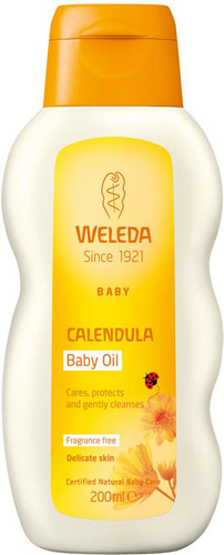 Weleda Baby Calendula Oil