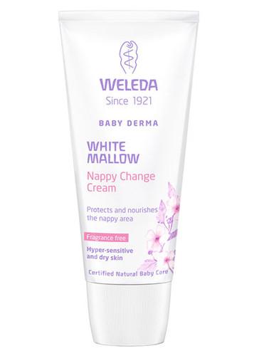Weleda White Mallow Nappy Change Cream