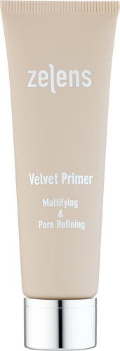 Zelens Velvet Primer Mattifying & Pore Refining - 30ml
