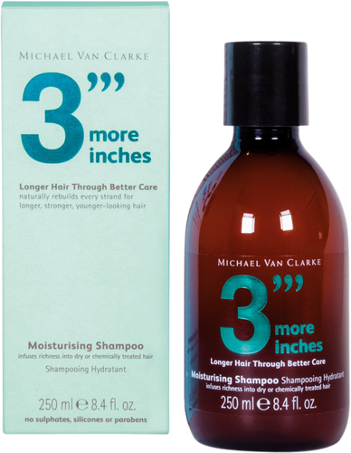 3 More Inches Moisturising Shampoo