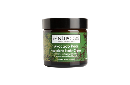 Antipodes Avocado Pear Nourishing Night Cream - 60ml