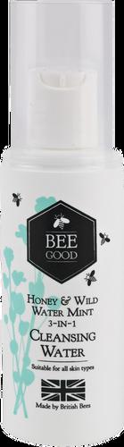 Bee Good Honey & Wild Water Mint 3 in 1 Cleansing Water - 100ml