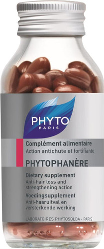 Phyto Phytophanere Hair & Nail Supplements - 120 Capsules