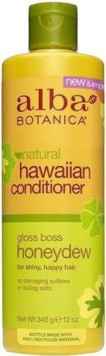 Alba Botanica Natural Hawaiian Conditioner Gloss Boss Honeydew
