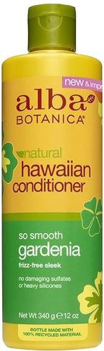 Alba Botanica Natural Hawaiian Conditioner So Smooth Gardenia