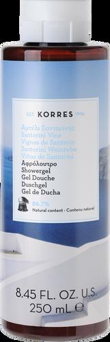 Korres Santorini Vine Showergel - 250ml
