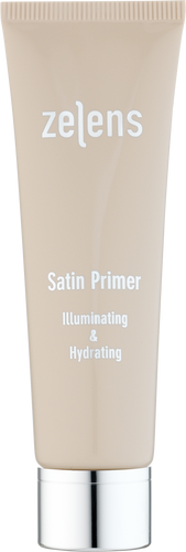 Zelens Satin Primer Illuminating & Hydrating - 30ml