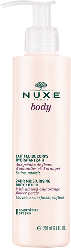 Nuxe Body 24hr Moisturizing Body Lotion - 200ml