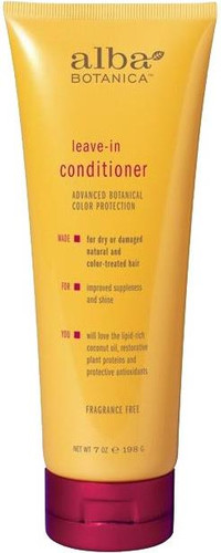 Alba Botanica Natural Hawaiian Leave-In Conditioner