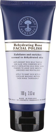 Neal's Yard Remedies Rehydrating Rose Facial Polish