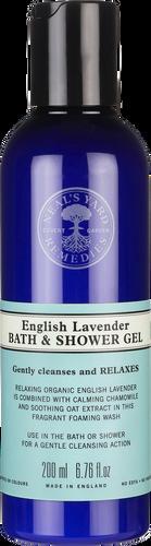 Neal's Yard Remedies English Lavender Bath & Shower Gel