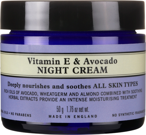 Neal's Yard Remedies Vitamin E & Avocado Night Cream