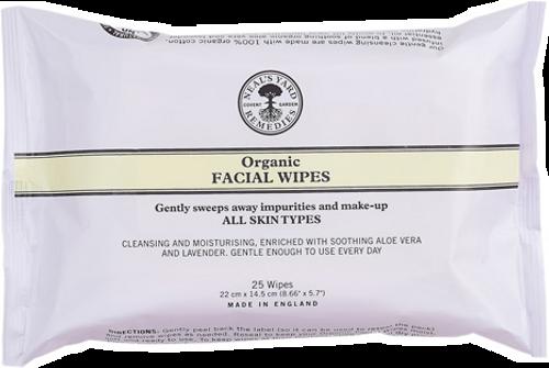Neal's Yard Remedies Organic Facial Wipes