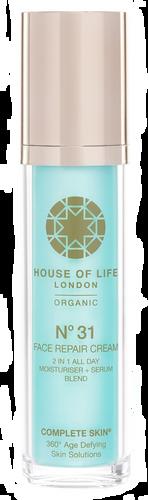 House of Life No.31 Intense Face Repair Cream & Serum