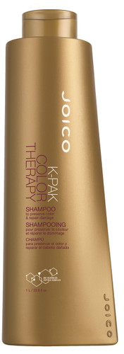 Joico K-Pak Color Therapy Shampoo Litre
