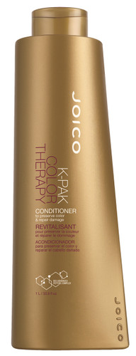 Joico K-Pak Color Therapy Conditioner Litre