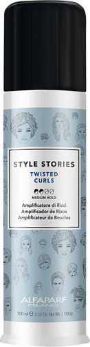 Alfaparf Style Stories Twisted Curls