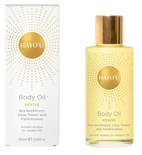 HAYO'U Body Oil - Revive