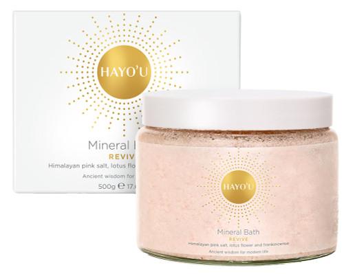 HAYO'U Mineral Bath - Revive