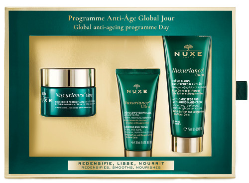 Nuxe Nuxuriance Ultra - Day Routine Set