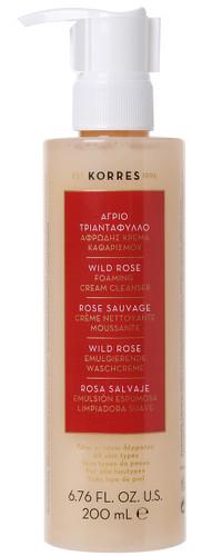 Korres Wild Rose Vitamin C Foaming Cleanser