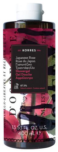 Korres Supersize Japanese Rose Showergel - 400ml