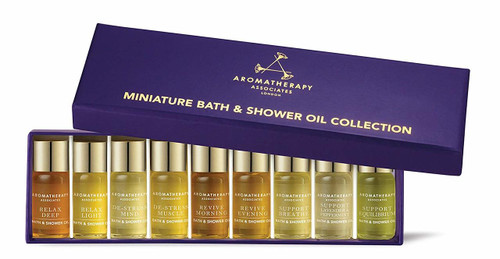 Aromatherapy Associates Miniature Bath Oil Collection