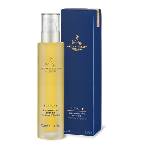 Aromatherapy Associates Support Supersensitive Body Oil