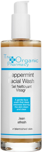 The Organic Pharmacy Peppermint Face Wash - 100ml