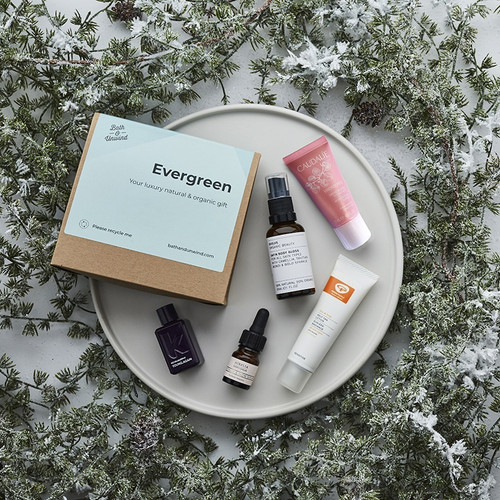 Evergreen - Natural Skin Care Beauty Box