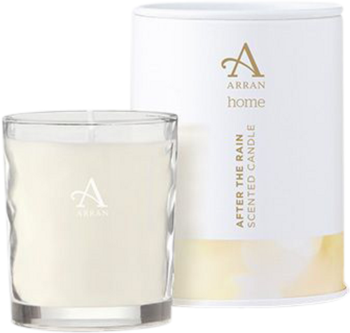 Arran Sense of Scotland After the Rain Travel Candle