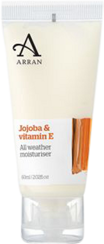 Arran Sense of Scotland Formulas Jojoba & Vitamin E All Weather Moisturiser