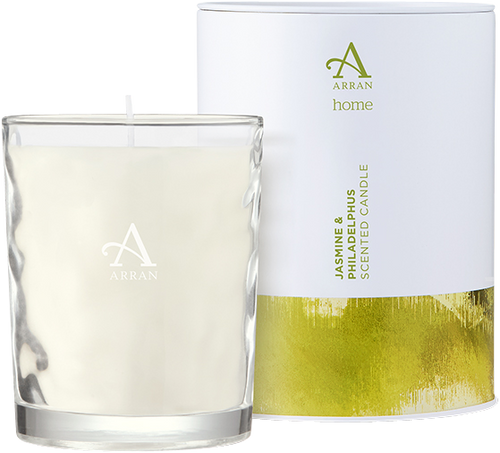 Arran Sense of Scotland Jasmine & Philadelphus Candle