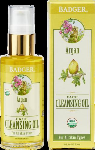 Badger Balm Argan Cleansing Oil