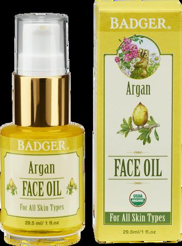 Badger Balm Argan Face Oil