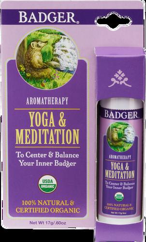 Badger Balm Yoga & Meditation Balm