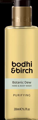 Bodhi & Birch Botanic Dew Hand & Body Wash - 200ml