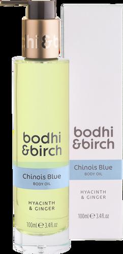 Bodhi & Birch Chinois Blue Body Oil