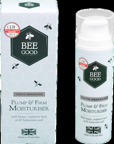 Bee Good Youth Enhancing Plump & Firm Moisturiser - 50ml