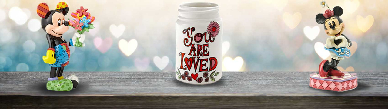 Valentine's Day Collectible Gifts