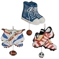 Sport Shoes Christmas Tree Ornaments