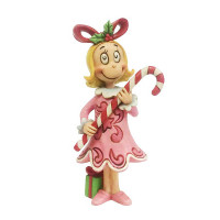 Cindy Lou figurine | Jim Shore Grinch collection