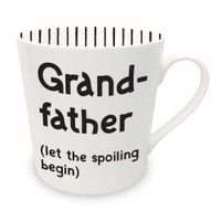 Grandfather Coffee Mug | The Collectors Hub