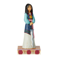 Jim Shore Disney Mulan figurine