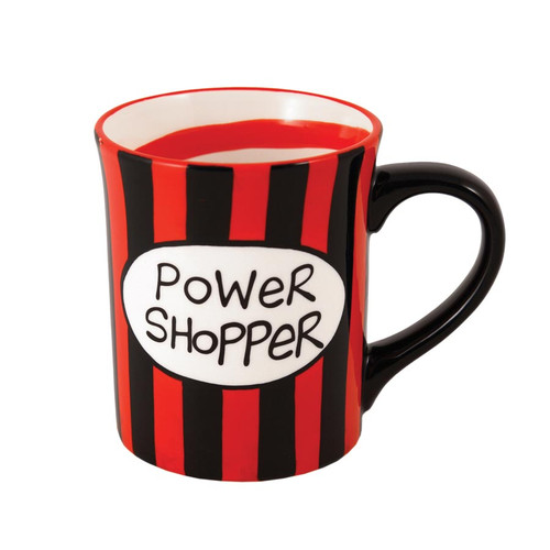 Power Shopper Coffee Mug