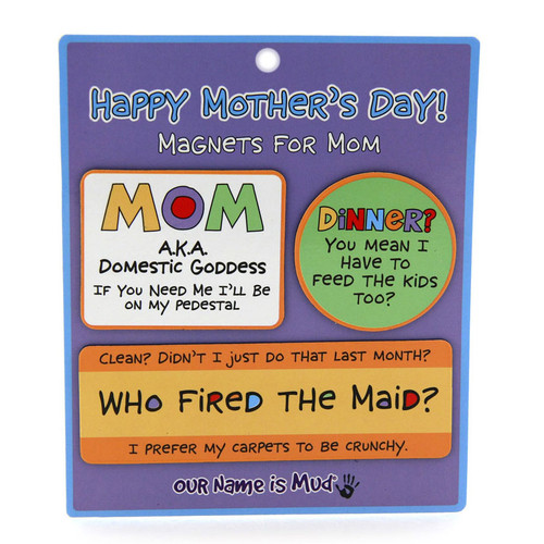 Mother's Day Magnet Set