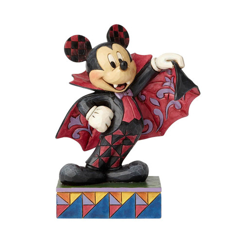 Jim Shore Vampire Mickey Mouse figurine | Disney Traditions