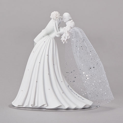 Wedding Cake Topper | Forever After