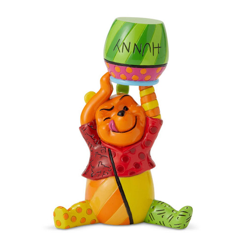 Winnie the Pooh figurine | Disney by Britto | The Collectors Hub