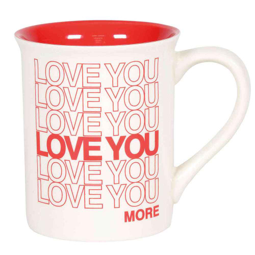 I Love You More Coffee Mug | The Collectors Hub